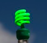 Little Green Lightbulb